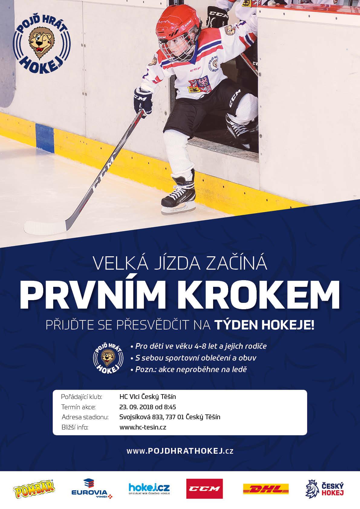 79acd31b9 Kromě zážitku si každé dítě navíc domů odnese zajímavý hokejový dárek.  Přijďte si vyzkoušet lední hokej a zažijte spoustu zábavy.