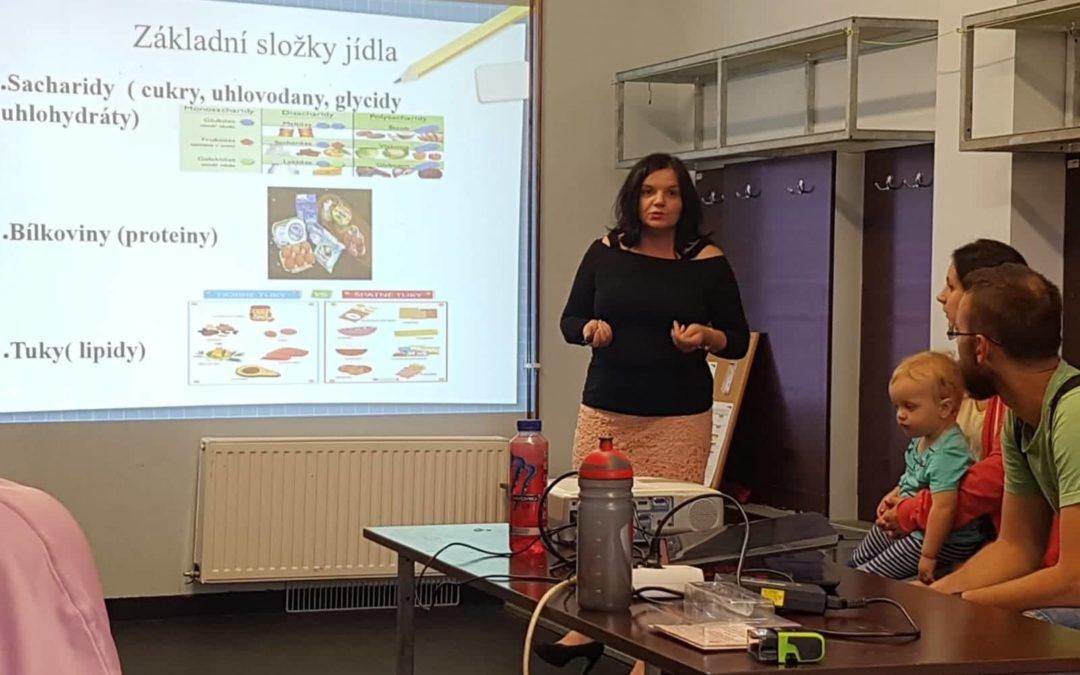 Přednáška o zdravé výživě