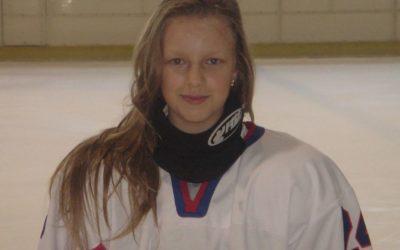 Veronika Janotová v U16