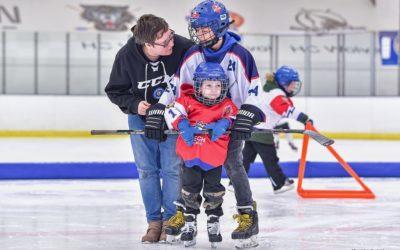 Pojď hrát hokej v nové sezóně dvakrát